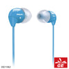Philips In-Ear Headphones SHE3590 Blue 05011862