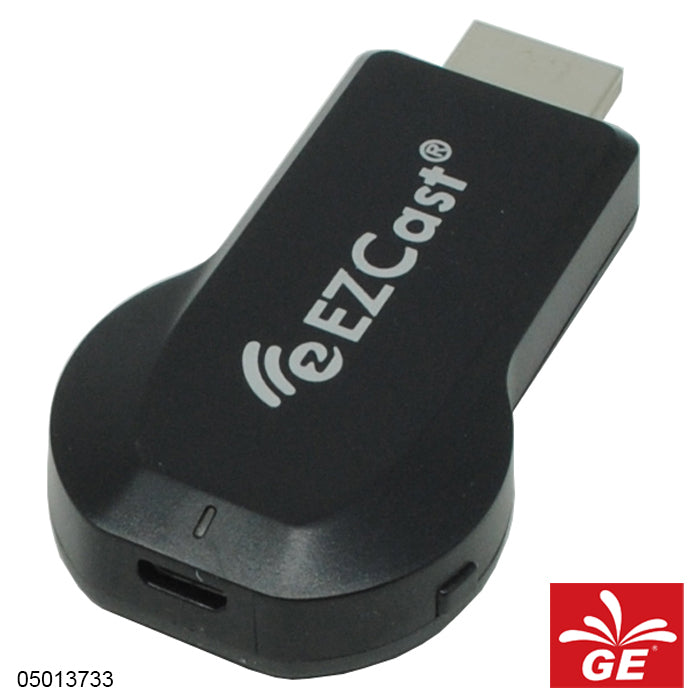 ezCast HDMI Dongle Wifi Display Receiver M2 Android 1080P Chipset AM8251 - Black 05013733