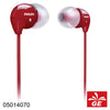Earphone Philips SHE-3590, Red 05014070
