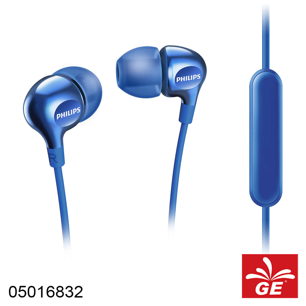 Earphone Philips SHE-3705, Blue Pay Day 05016832