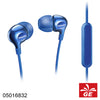 Earphone Philips SHE-3705, Blue 05016832