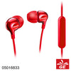 Earphone Philips SHE-3705, Red 05016833