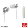 Earphone Philips SHE-3855, Silver Light 05016836