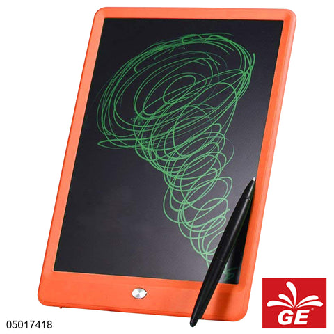 Papan Tulis LCD Draw Writing Pad Tablet 10 inch 05017418
