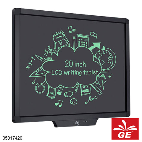 Papan Tulis LCD Draw Writing Pad Tablet 20 inch 05017420