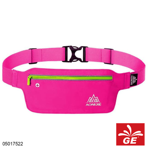 Aonijie Waist Bag E848T Tas Pinggang Light Rose 05017522
