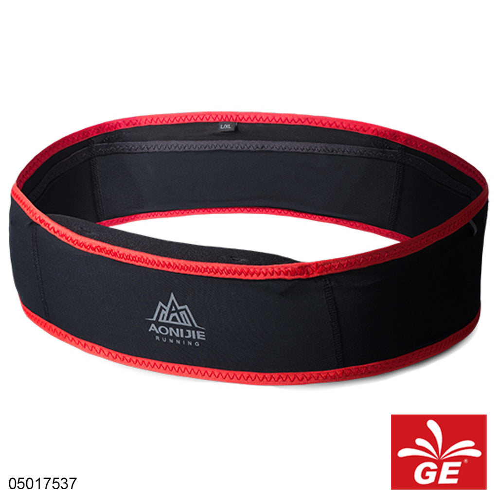 Aonijie Running Waist Bag Belt W938 M or L Red 05017537
