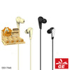 Earphone YOOKIE YK11 Hitam/Beige 05017846
