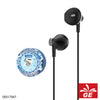 Earphone YOOKIE Y-623 Metal Earphone Best Sound Hitam/Putih 05017847