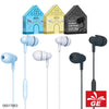 Earphone YOOKIE YK1150 Hitam/Biru/Putih 05017853