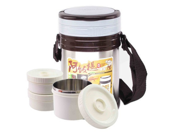 LUNCH BOX THERMOS KING BOSS KBG-762
