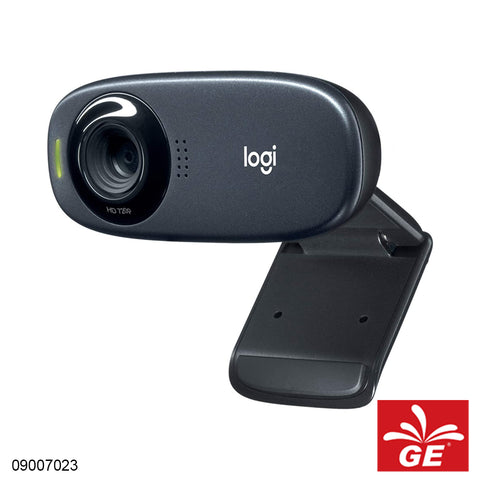 WebCam LOGITECH C310 HD 720p/30fps 09007023