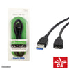 Kabel USB PHILIPS SWU3182 Micro U3.0 1.8M 09008501