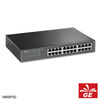 TP-LINK 24-PORT GIGABIT DESKTOP/RACKMOUNT SWITCH TL-SG1024D 09008752