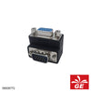 Adapter Connector GENDER VGA Male TO Female 15 Pin 90 Degree 09008772