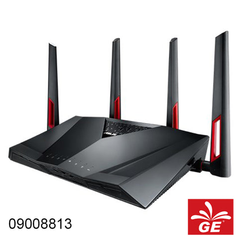 ASUS ROUTER WIRELESS DUAL/B RT-AC88U 0 09008813