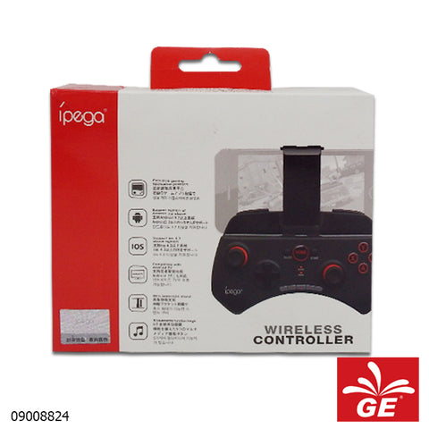 IPEGA PG-9025 Wireless Game Controller Bluetooth - Hitam 09008824