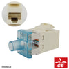 Adapter COMMSCOPE RJ45 Jack CAT5e 1375191-1 09008928