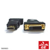 Adapter Connector GENDER HDMI Male to DVI 24+1 Female 09009003