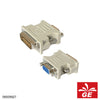 Adapter Connector GENDER VGA Female to DVI 24+5 15 Pin 09009927