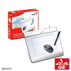 Pen Tablet GENIUS MOUSE PEN i608X Dengan Mouse/Pen Tanpa Kabel 09010727
