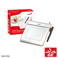 Pen Tablet GENIUS EASYPEN i408X for Drawing & Painting 09010728