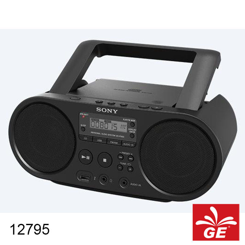 Sony Boombox ZS-PS507BC 12795