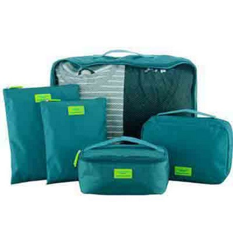 M SQUARE Travel Tas  5PC S-141482 16.7