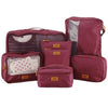 M SQUARE Travel Tas  7PC S141483 874.1