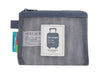 M SQUARE Travel Tas G1643 5.1