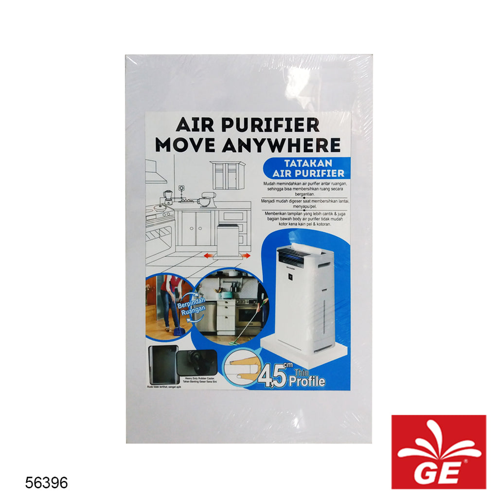 Trolly Tatakan Air Purifier SHARP 4.5cm 56396