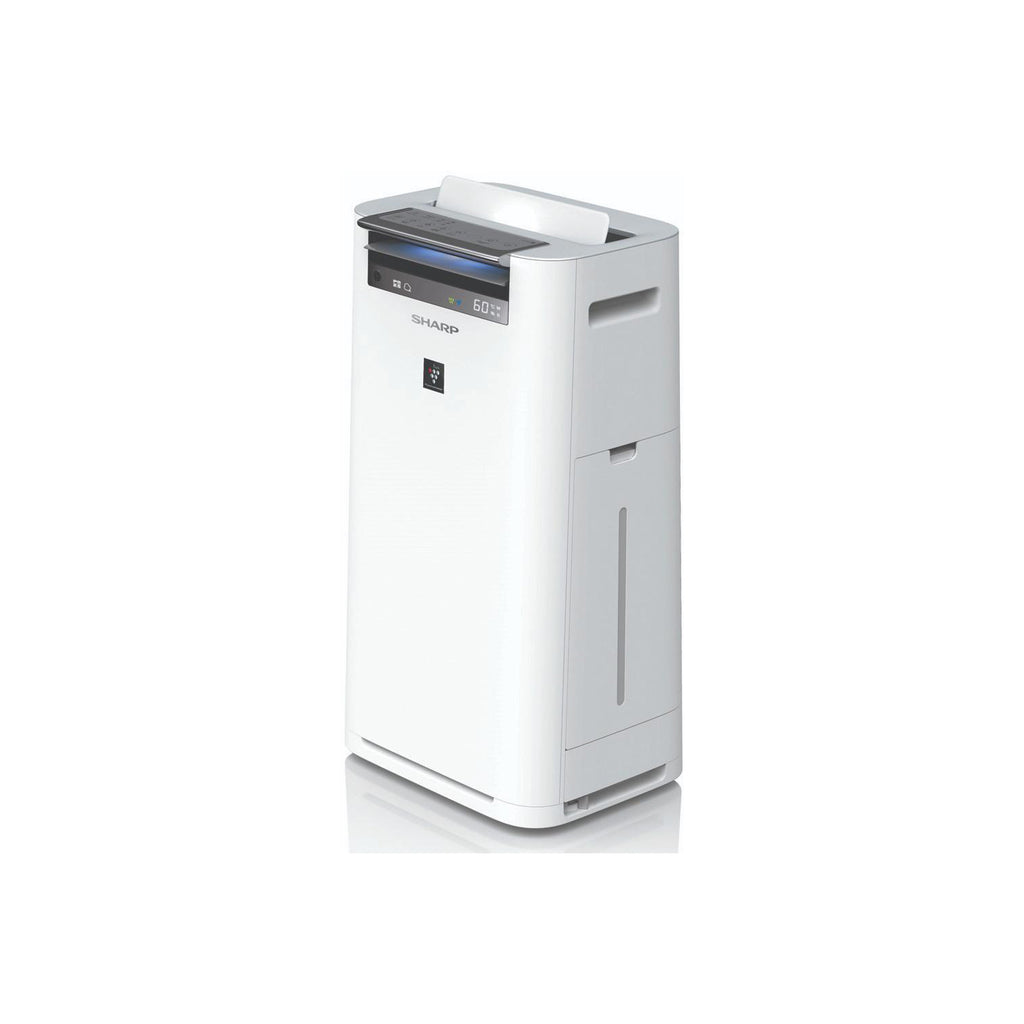Air Purifier SHARP KC-G50Y-W With Humidifying Function Anti Dust Mode Putih 56796