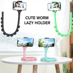 Holder Cute Worm Lazy Mobile Cell Phone Holder / Lazypod Cute Worm 40001411