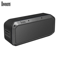 Speaker Bluetooth DIVOOM Voombox-Power 360' Powerful Surround Sound Hitam 05017310