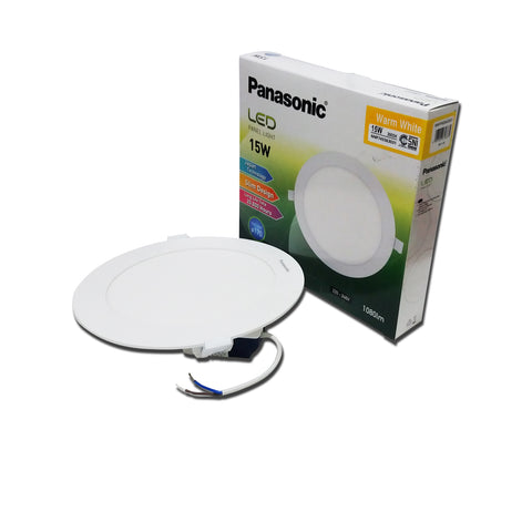 Lampu Downlight LED PANASONIC NNP 745563031 Warm White 15W 170mm 24000272