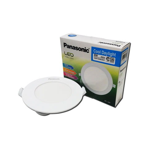 Lampu Downlight LED PANASONIC NNP 722663031 Cool Daylight 8W 105mm 24000274