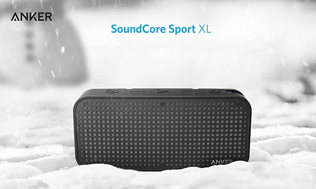 Speaker Bluetooth ANKER A3181 Soundcore Sport XL Hitam 05017613