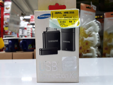 Conection Kit Samsung 2 in 1 USB