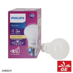 Philips Lampu LED My Care 4 - 45W WW 24000247