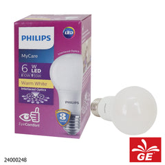 Philips Lampu LED My Care 6 - 55W WW 24000248