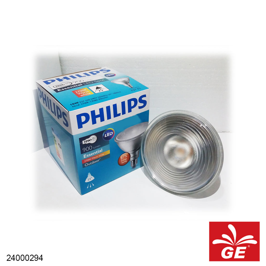 Lampu LED PHILIPS Essential Halogen Warm White 2700K 10W 24000294