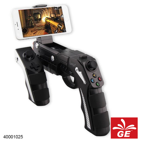 Ipega The Son of Phantom Shox Blaster Bluetooth Gun Gamepad for Smartphone - PG-9057 - Black 40001025