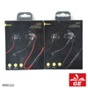 Earphone Baseus GAMO 3,5 Wired Gaming Earphone H15 Original 40001222