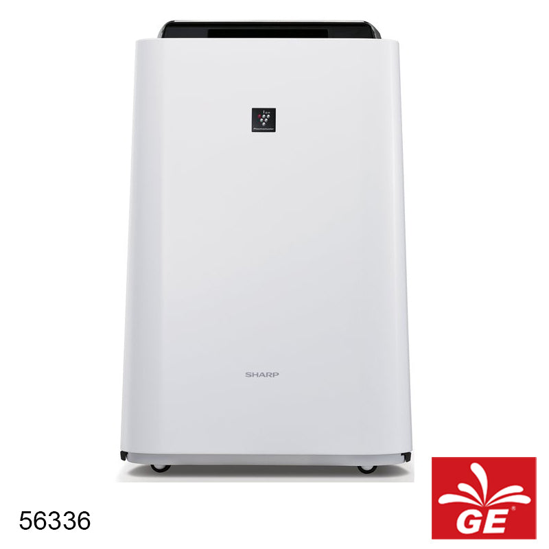 SHARP AIR PURIFIER KC-D40Y-WHITE 56336