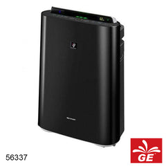 SHARP AIR PURIFIER KC-D40Y-BLACK 56337