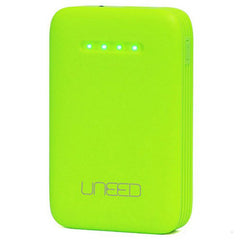 Powerbank Uneed 7800 Mah UN78001 02017863