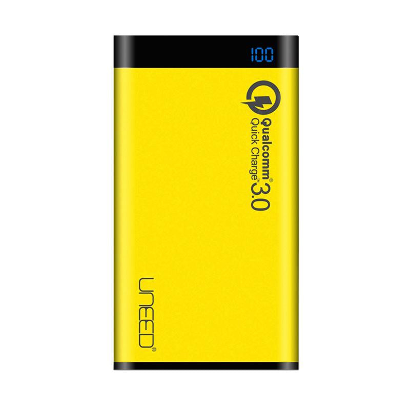 Uneed Powerbank 8000mAh Qualcomm QC 3.0