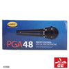 MIC / MICROPHONE WIRELESS KREZT PGA 48+S BLACK 8 83300