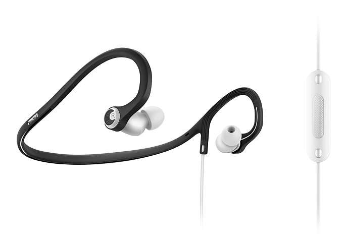 Philips Sports Headphone SHQ4305WS