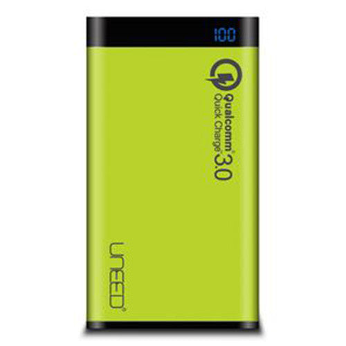 UNEED PowerBank 12000mah Quick Charge 3.0 Dual USB Port QuickBox12